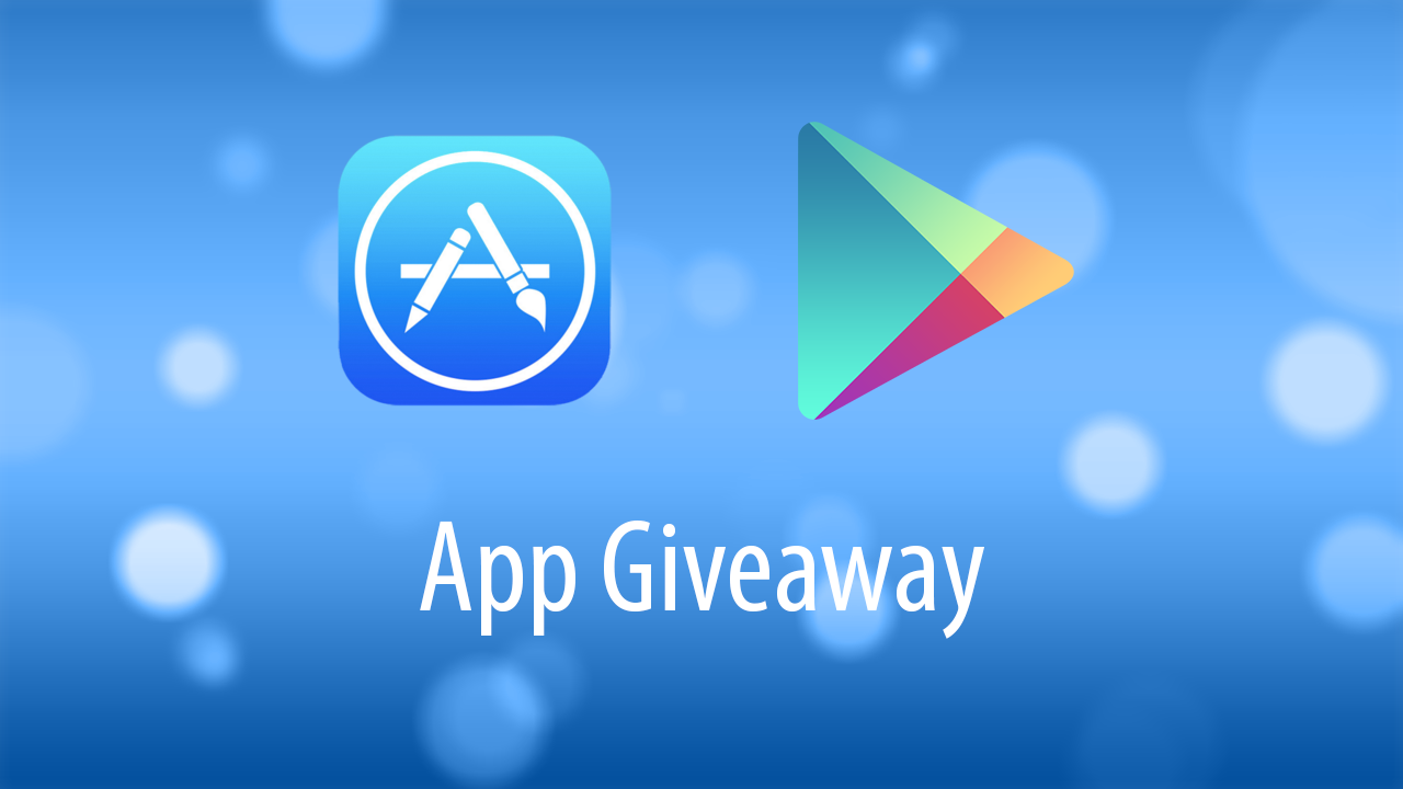 ios android app giveaway
