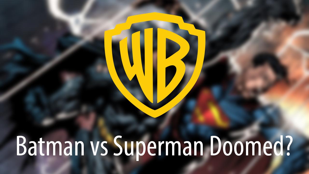 batman vs superman doomed - justice league