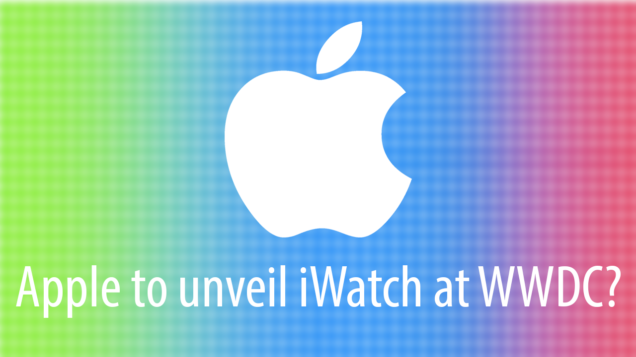 iWatch and HealthBook WWDC 2014
