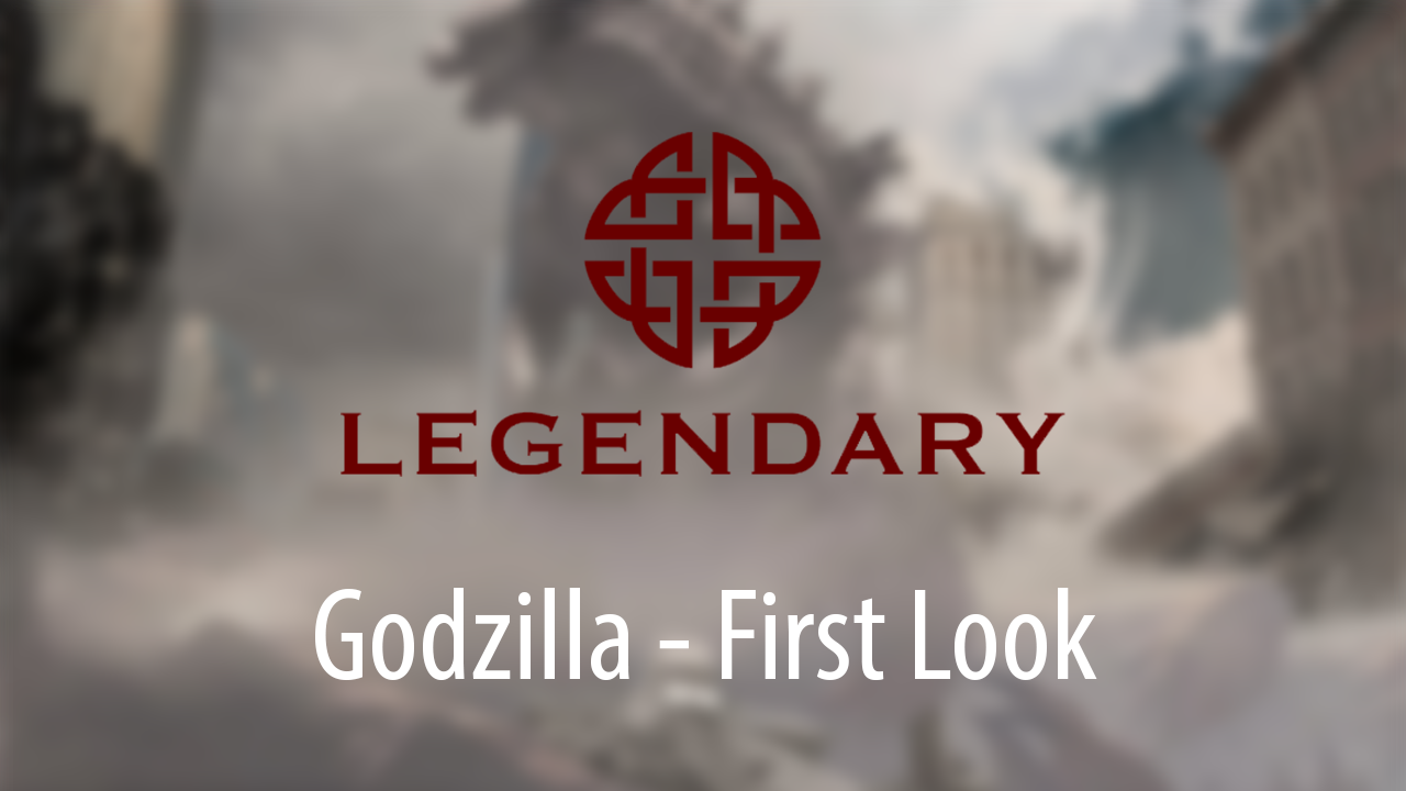 Godzilla trailer first look