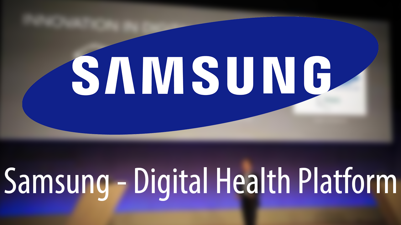 Samsung SIMBAND SAMI digital health event