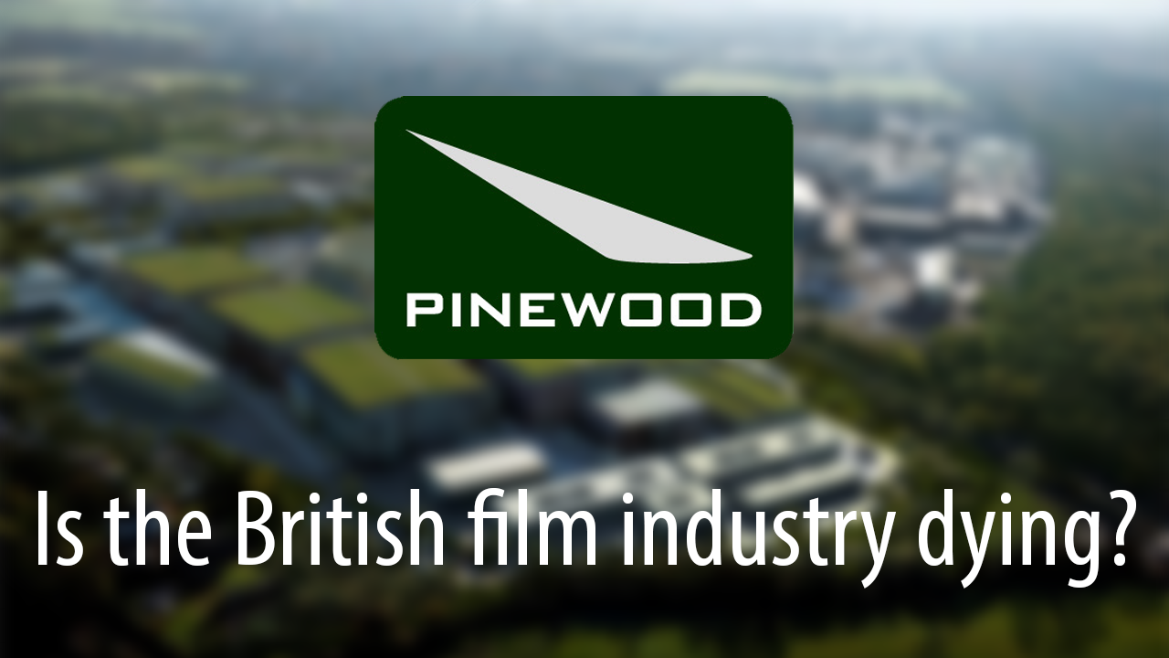 British Film Industry Dying