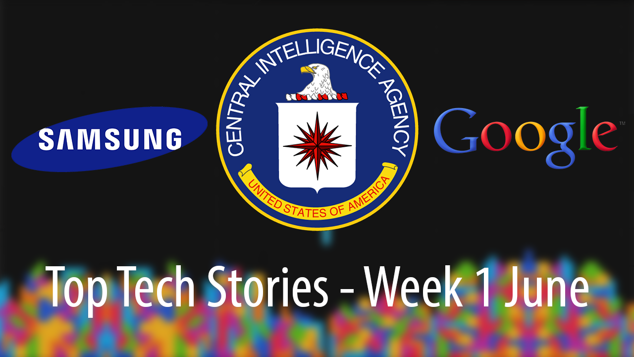 Top Tech Stories This Week - June 2014