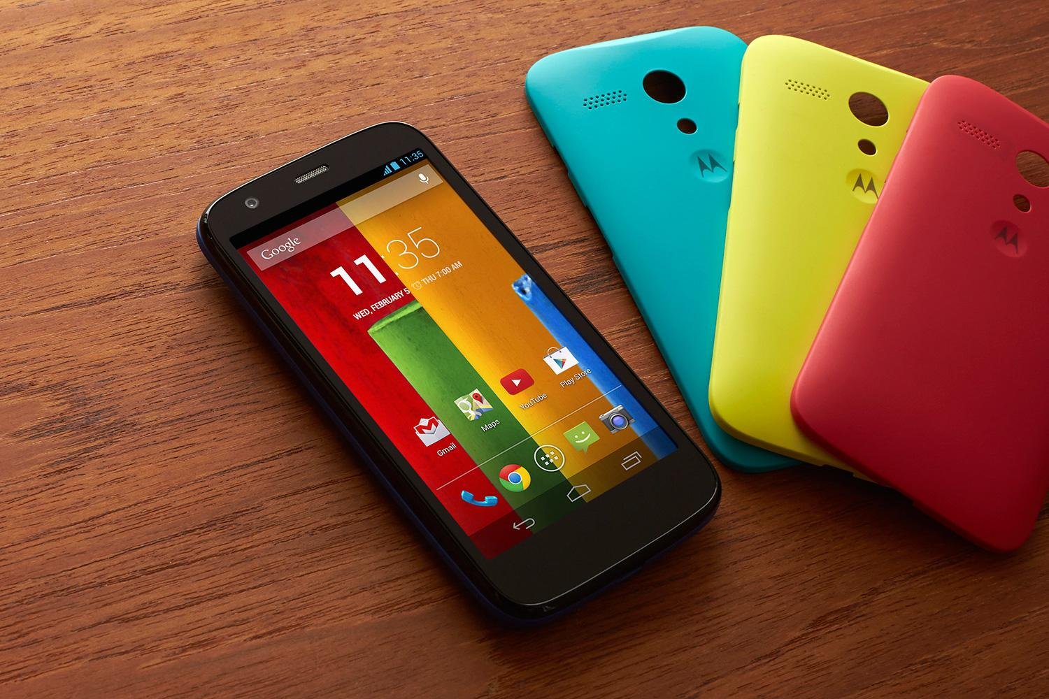 Moto G2 Release Date and Price