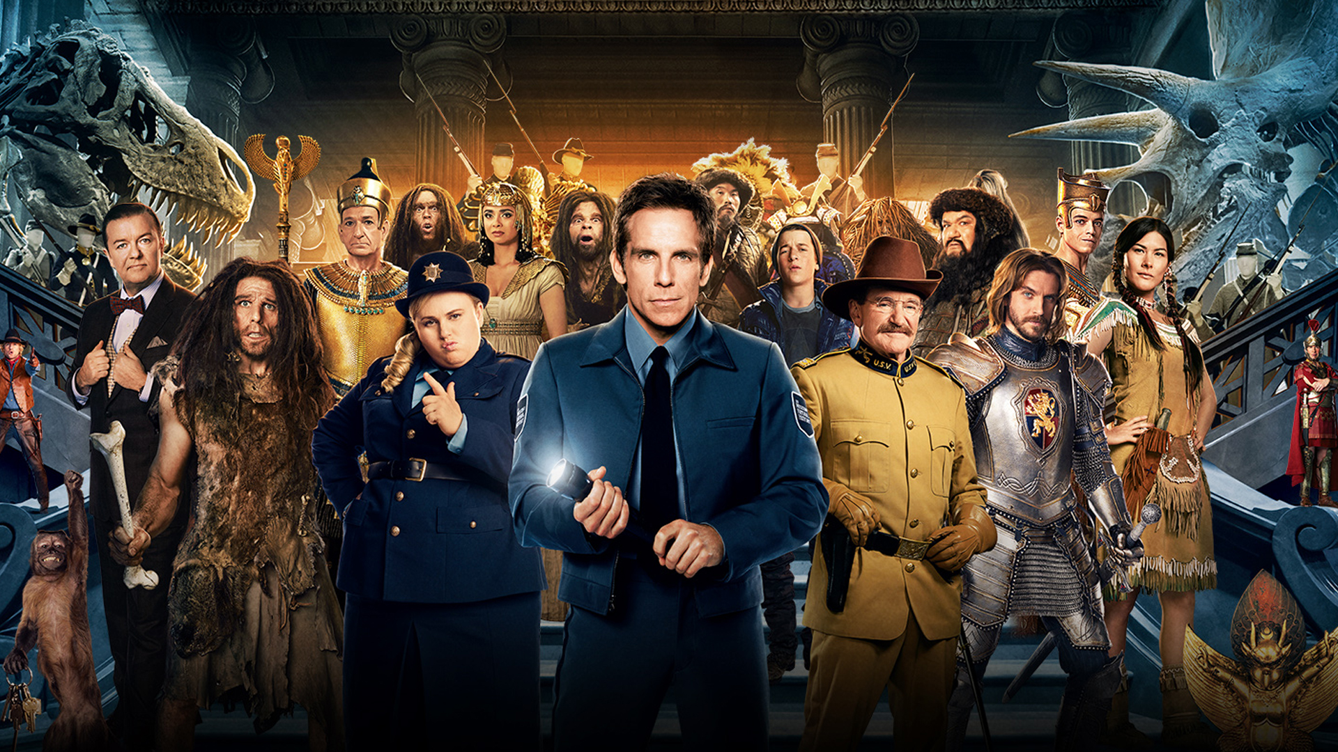 Night at the Museum: Secret of the Tomb - Movie Plot and Review