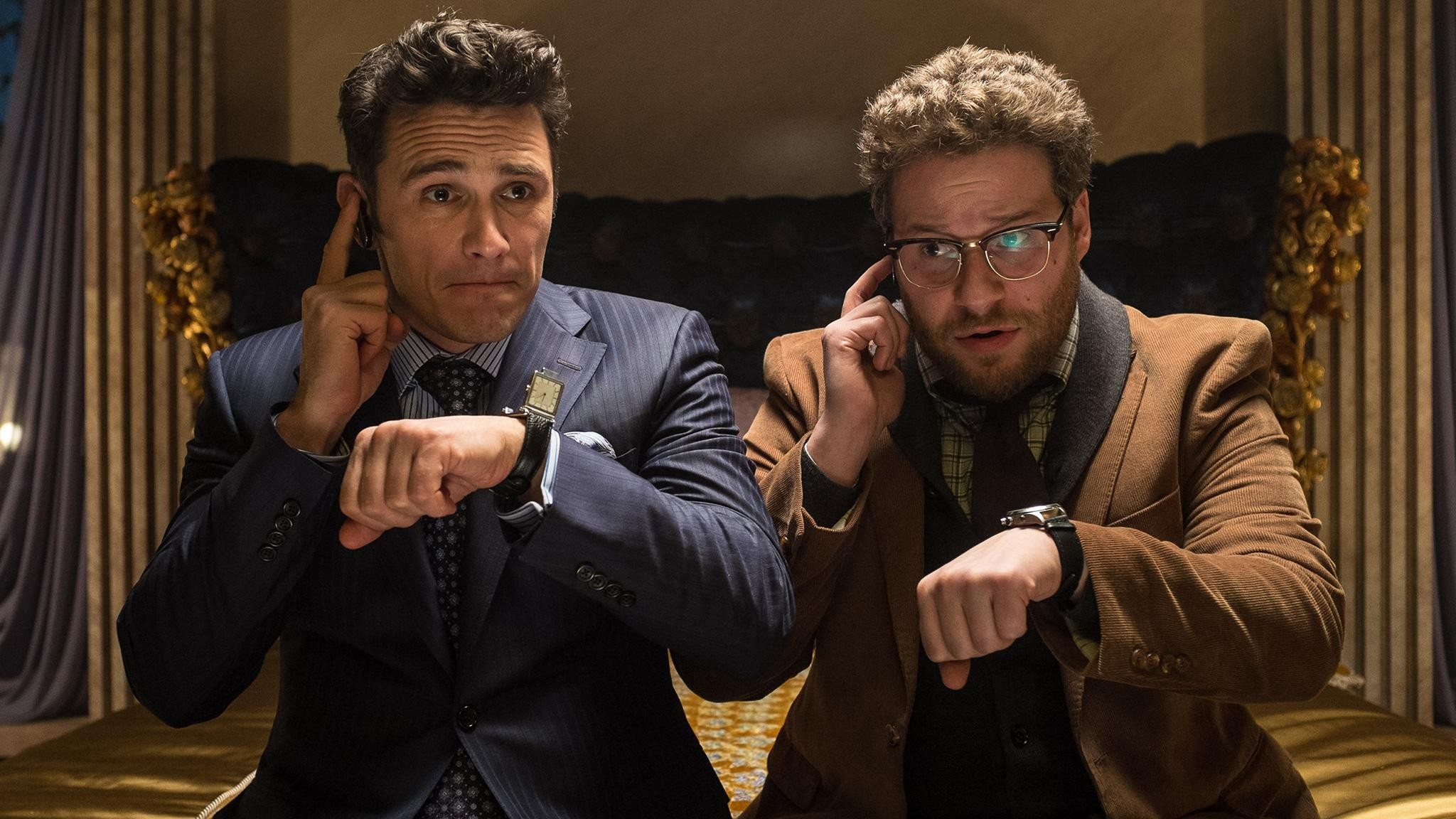 The Interview cancelled by Sony after 9/11 threats