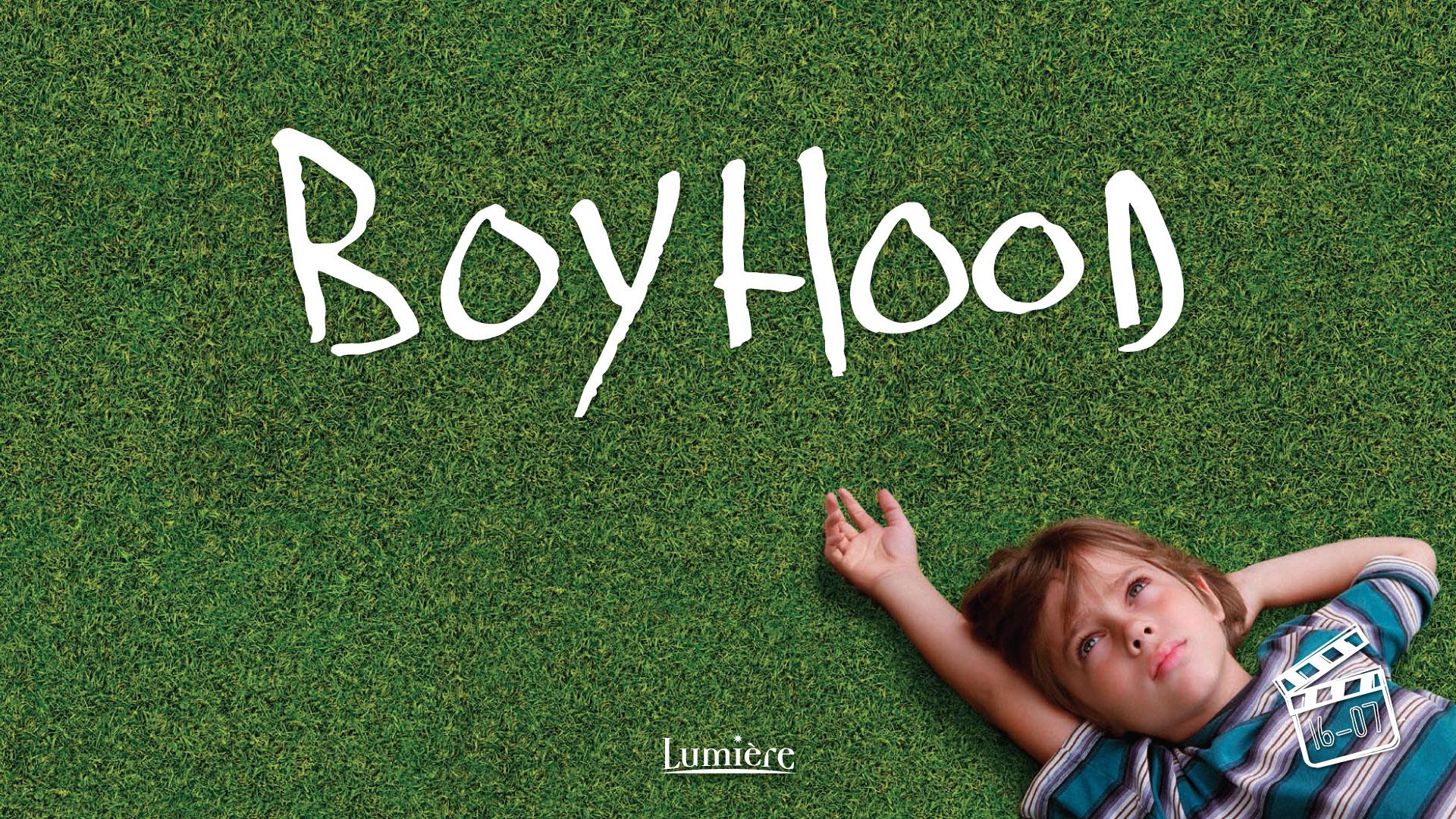 Boyhood is overrated like gravity