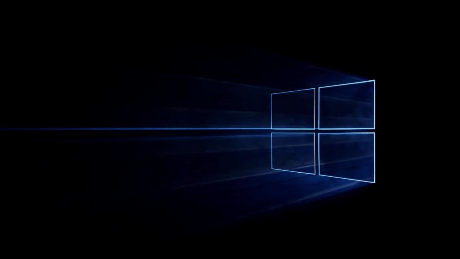 Windows 10 NEON Logo